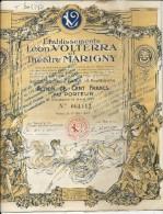 VOLTERA ET TH MARIGNY - Cinéma & Théatre