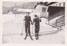 Romania - Stana De Vale - 1938 - Foto 85x65mm - Photographie