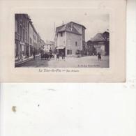 La Tour Du Pin Rue D'italie Belle Animation - La Tour-du-Pin