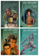 Les 3 Royaumes (T1 à T4) - Siado You Et Li Zhiqing - Mangas
