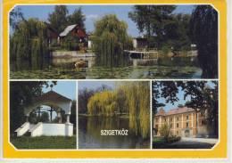 HUNGARY - SZIGETKÖZ,  Dunasziget, Asvanyraro, Dunai Táj, Hédervár - Ungarn