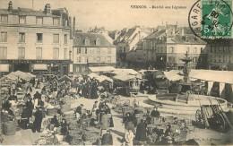 D 27 - VERNON - Marché Aux Légumes - 403 - Vernon