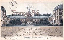 (64) - Bayonne - LHôpital De Rosse - Carte Colorisée - 2 SCANS - Bayonne