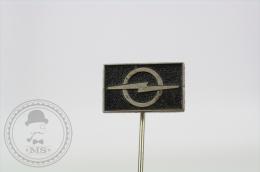 Vintage Opel Car Logo  Advertising Needle Pin/ Badge - Opel