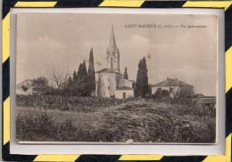 SAINT-MAURICE. - . VUE PANORAMIQUE - SAINT-MAURICE DE LESTAPEL - France