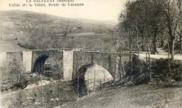 La Salvetat - Vallée De La Vèbre, Route De Lacaune - La Salvetat