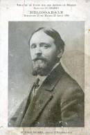 Théâtre De Béziers - Emile Sicard - Auteur D'Heliogabale Joué Aux Arènes Le 21 Aout 1910 - Direction Charry - Beziers