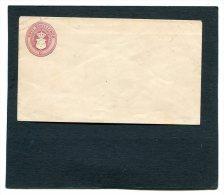 Mecklenburg-Schwerin Umschlag 1864 U10