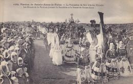 CPA 29 - PLONEVEZ-PORZAY - Le Pardon De SAINTE ANNE LA PALUE - Plonévez-Porzay