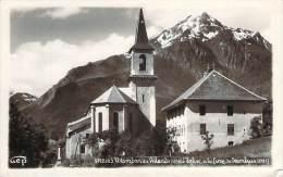 73 - St-Colomban-des-Villards - L'Eglise De La Cime De Sambuis - France
