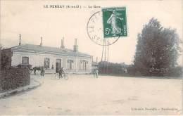 78 - Le Perray - La Gare - Le Perray En Yvelines