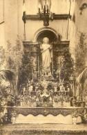 Béziers - Pensionnat De L'immaculé Conception - 5 Place Saint Aphrodise - Reposoir Procession Fête Dieu - Beziers