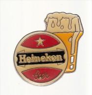 Pin´s  -    BIERE HEINEKEN - Bière