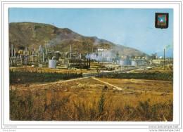 Espagne Cartagena  Murcia Raffinerie - Industry