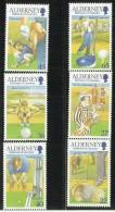 Alderney 2001Golf Club MNH - Alderney