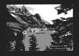 Courmayeur -  Lago E Ghiacciaio Del Miage - Italia