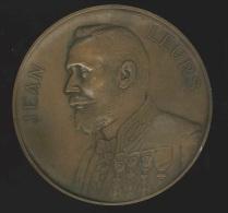 M�daille - Jean Leurs par Wissaert 1913