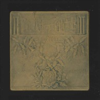 M�daille - Exposition de Bruxelles 1910 Comit� Fran�ais des expositions � l'�tranger