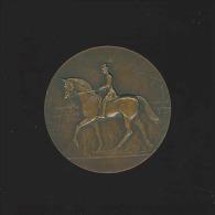 M�daille - Cercle �questre vervi�tois 1935 (cavalier)