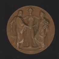M�daille - Exposition Internationale Bruxelles 1897