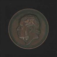 M�daille - Reconnaissance du Cercle artistique et litt�raire de Bruxelles � F.J. Fetis 1858