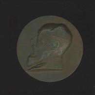M�daille - Leon Vanderkindere Recteur Univiversit� Libre de Bruxelles 1872-1902