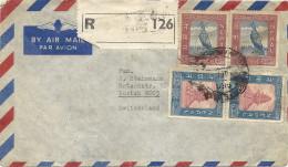 R-Brief In Die Schweiz - Népal