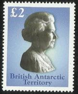 British Antarctic Territory 2003 Head Of Queen Elizabeth MNH - Unclassified