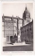 España--Salamanca--1952--La Universidad--Patio De Escuelas---Fechador--Salamanca-a, Francia - Escuelas