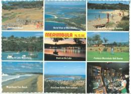 Australia, Merimbula, New South Wales, Used Postcard [14090] - Australia