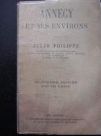 Annecy 74 Haute Savoie  Jules Philippe  1885 - 1801-1900