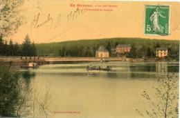 58. Lac Des Settons. Promenade En Barque - France