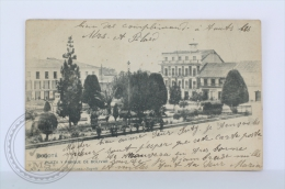 Old 1905 Postcard Colombia - Bogota - Plaza Y Parque De Bolivar - Posted - Colombia