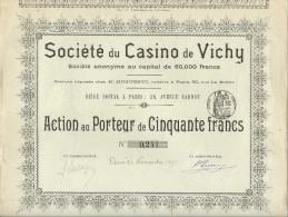 CASINO DE VICHY - Casino