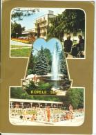 Slovakia, Kupele Sliac, Used Postcard [14118] - Slovakia