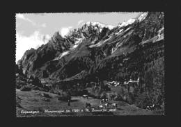 Courmayeur.- X- Val Ferret - Lavachey - Italia