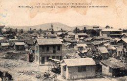 """FORT De FRANCE --Vue Des """"teres Sainville ,"""" En Reconstruction - Fort De France"""