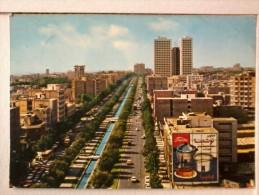 Cart. - Iran - Teheran -Maydan Valiahd. - Iran