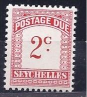 Seychelles1965: Michel Port9 Mnh** - Seychelles (...-1976)