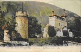 Environs De Grenoble - Sassenage - Le Château Féodal - Carte LL - Sassenage
