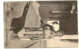 Madagascar - Femme Bara En Coiffure De Demi Collection Chatard  - - Madagascar