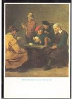 EB1377 Partita A Carte (David Teniers) - Cartes à Jouer
