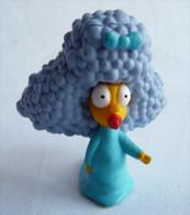 FIGURINE SIMPSON - UNITED LABEL 2009 - SELMA FATTY MAGGIE - Simpsons