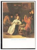 EB1378 Taverna Con Giocatori Di Carte (David Teniers) - Cartes à Jouer