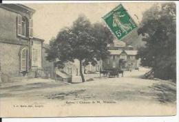 Rehon    Chateau De M.Méziéres  Sénateur - Autres Communes