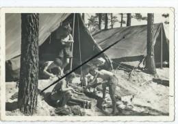 Carte - S.N.C.F. Region Ouest - Camp De L'Océan - Saint Hilaire De Riez - Saint Hilaire De Riez