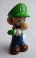 "1 FIGURINE "" Mario Bros"" . Figurine PVC Luigi - Nintendo - Unclassified"