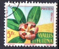 Wallis & Futuna  N°  159  Oblitéré  Cote Y&T  2,30  €uro  Au Quart De Cote - Used Stamps