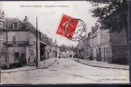 SAINT MEMMIE - Francia