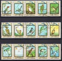 K482 FAUNA VOGELS BIRDS OISEAUX VÖGEL AVES CUBA 1983 Gebr / Used - Non Classés